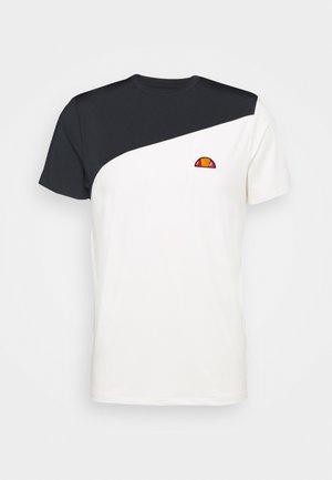 CARRITO TEE - Print T-shirt - off white