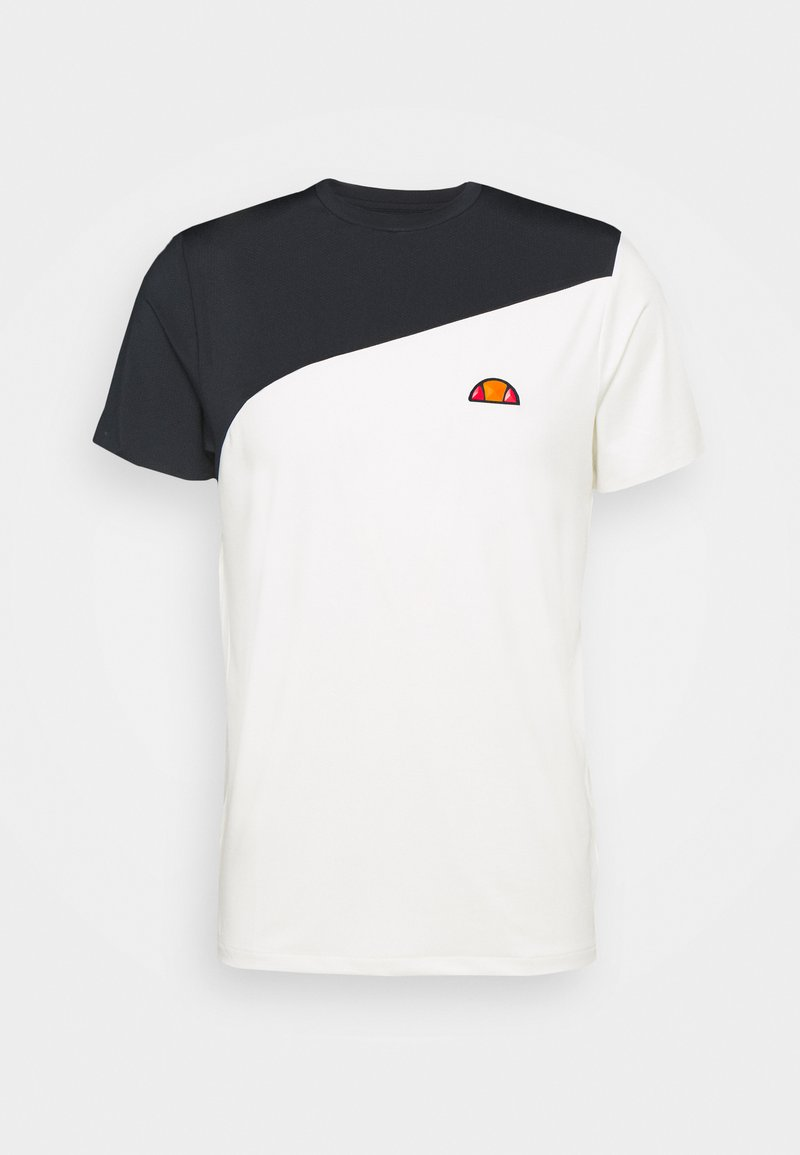Ellesse - CARRITO TEE - Print T-shirt - off white