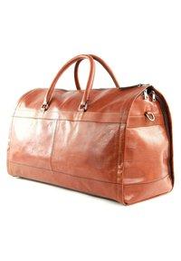 Saddler - ORLANDO - Weekend bag - midbrown - 4