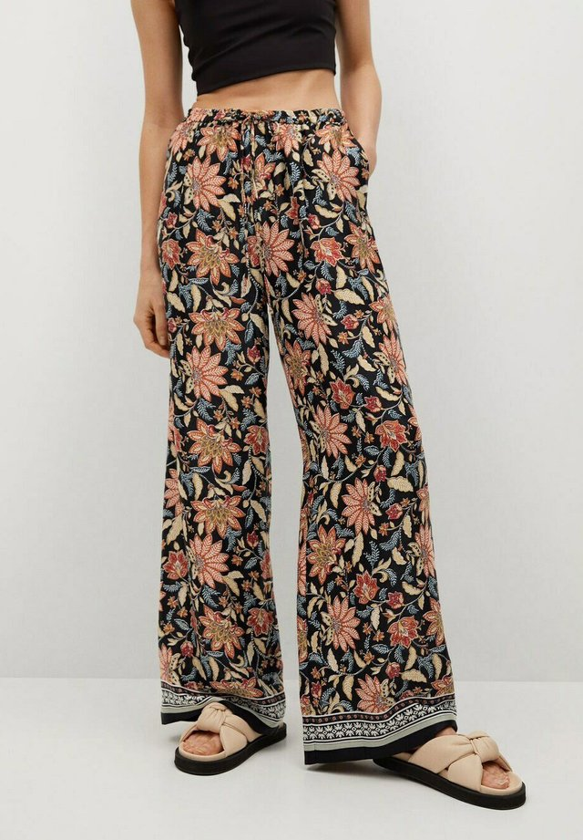 DORI - Pantalon classique - noir