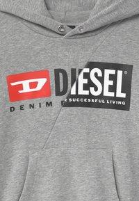 Diesel - OVER UNISEX - Sweatshirt - grigio melange nuovo - 2