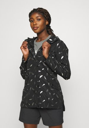 BERTILLE - Waterproof jacket - black