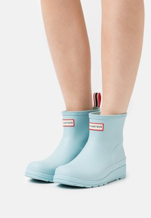 PLAY BOOT SHORT VEGAN - Wellies - Wellies - eucalyptus