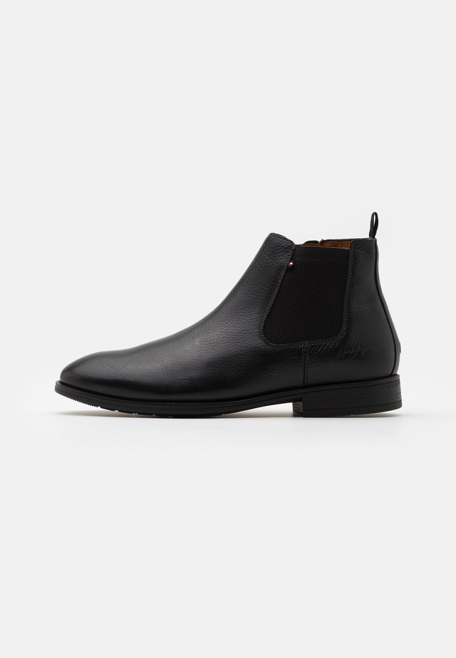TECHNICAL COMFORT CHELSE - Classic ankle boots - black