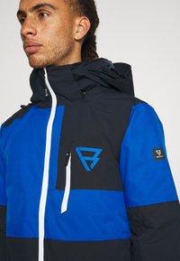 Brunotti - STROKERS MENS SNOWJACKET - Snowboard jacket - space blue - 6
