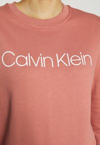 Calvin Klein - CORE LOGO - Felpa - muted pink - 6
