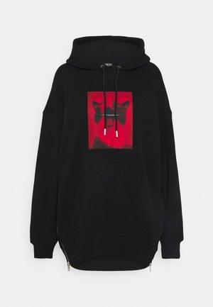 F-GULLY-HOOD - Sweatshirt - schwarz