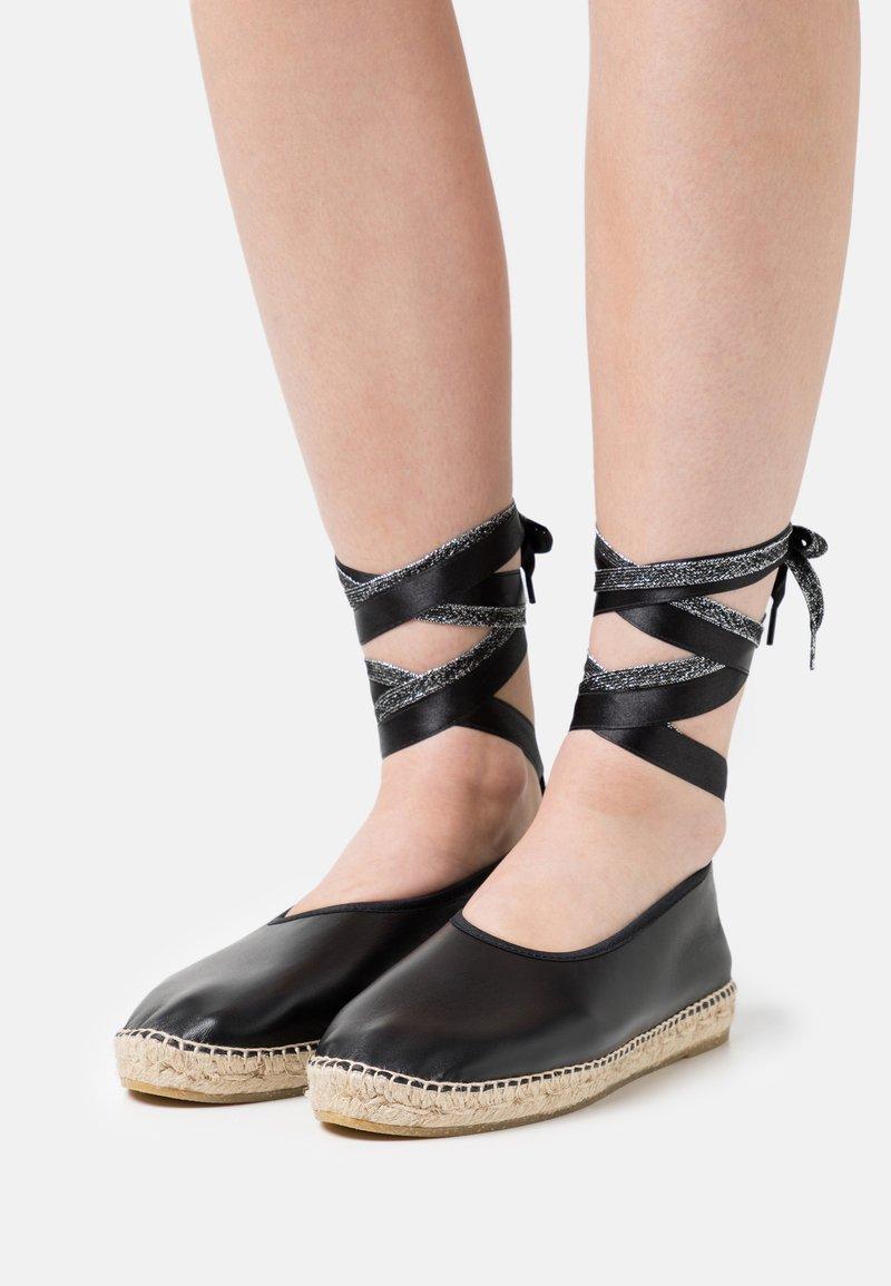 Oa non fashion - Espadrilles - nero