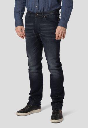 ROBBIE - Slim fit jeans - blue night wash