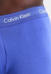 Calvin Klein Underwear - STRETCH LOW RISE TRUNK 3 PACK - Pants - grey - 5