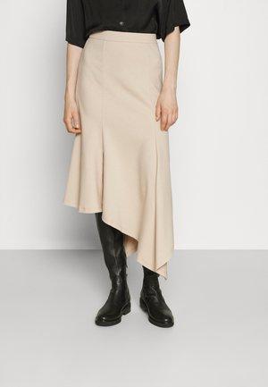 RIO - A-line skirt - dust white