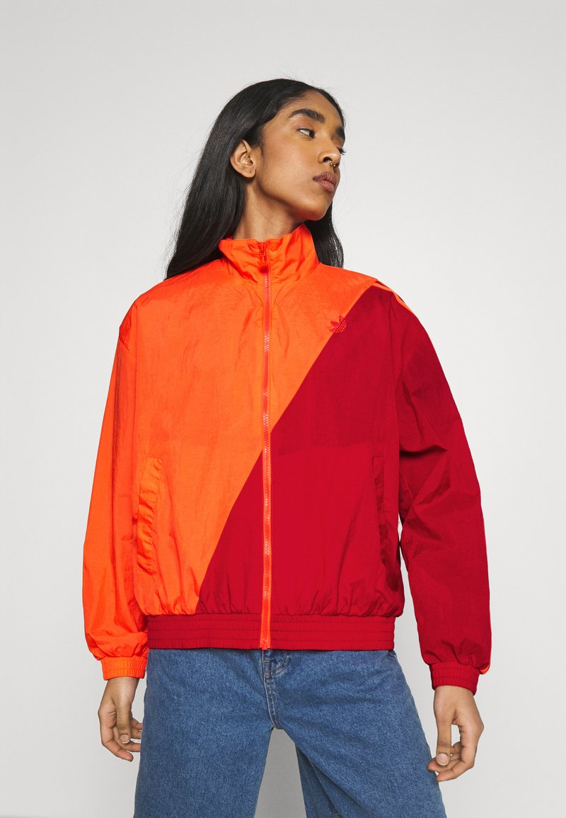 adidas Originals - JAPONA  - Veste de survêtement - semi solar red/scarlet