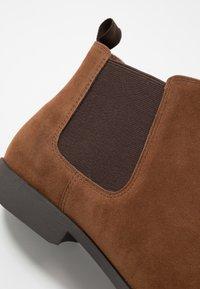 Pier One - Classic ankle boots - cognac - 5