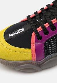 MOSCHINO - Sneakers laag - fantasy color - 5