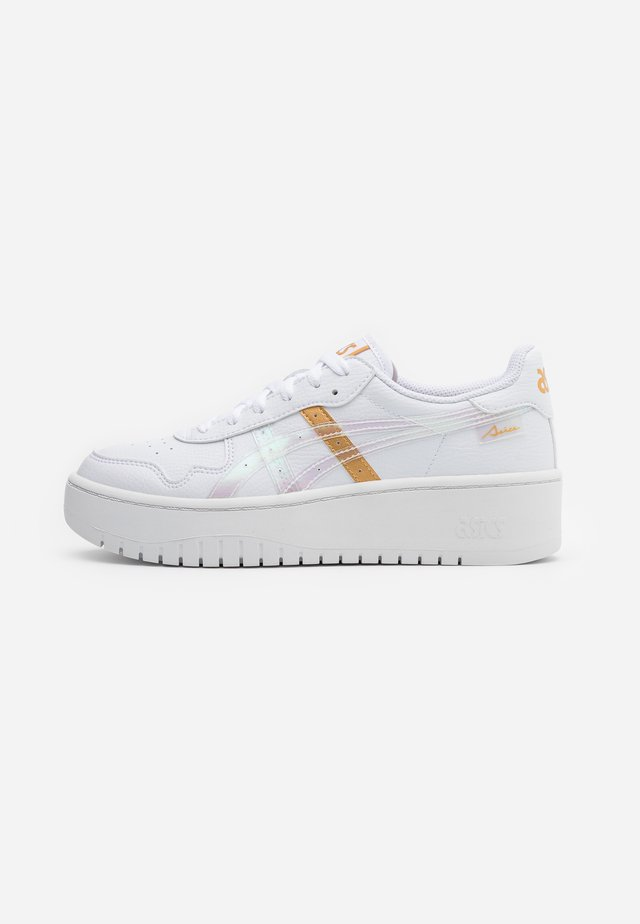 JAPAN  - Sneakers laag - white/pure gold