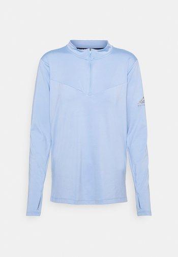 ELEMENT TRAIL MIDLAYER - Sports shirt - aluminum/reflective silver
