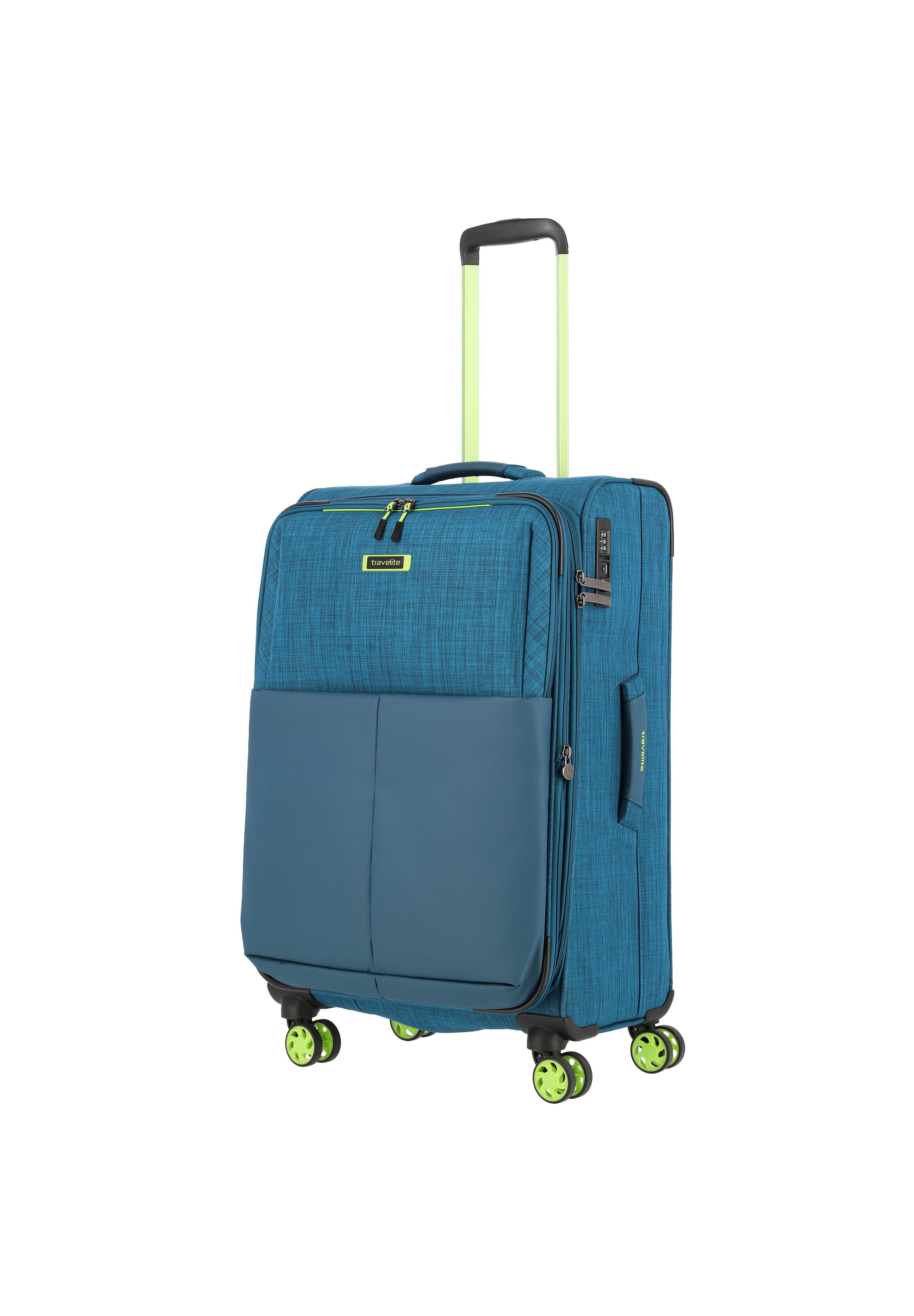 Travelite SET - Trolley - petrol - Herrentaschen cFCUn