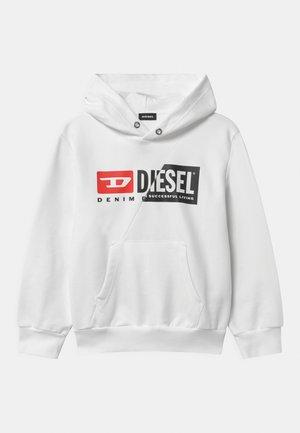 OVER UNISEX - Sweatshirt - white