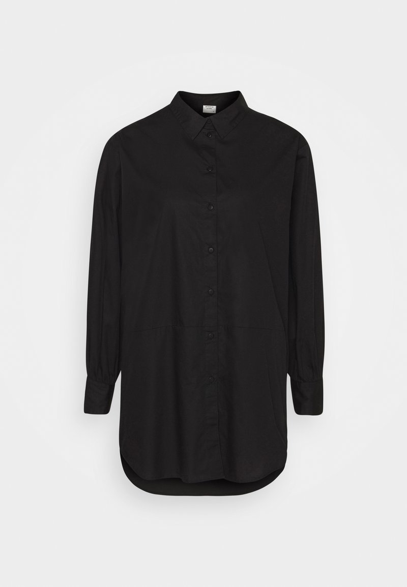 JDY - JDYCHIKO LIFE  - Button-down blouse - black