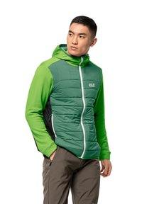 Jack Wolfskin - Soft shell jacket - leaf green - 0