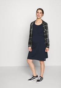 Esprit Maternity - DRESS NURSING - Denní šaty - night blue - 1