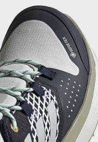 adidas Performance - TERREX FOLGIAN HIKER GORE-TEX - Fjellsko - blue - 7