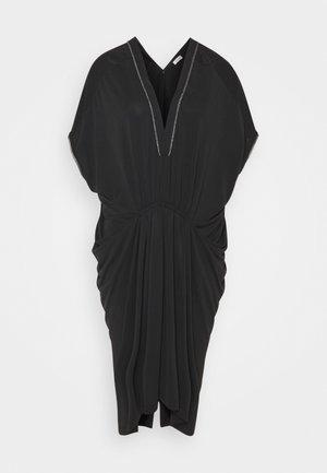 DRESS - Korte jurk - blackboard