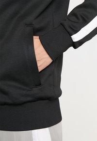 Puma - ICONIC TRACK - Sweat à capuche zippé - black - 3