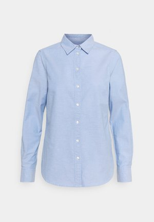BRIDGET OXFORD - Button-down blouse - chambray blue