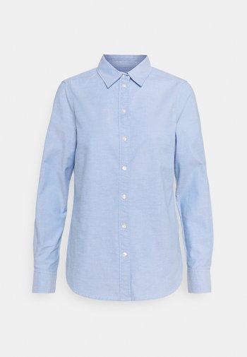 BRIDGET OXFORD - Button-down blouse - chambray blue