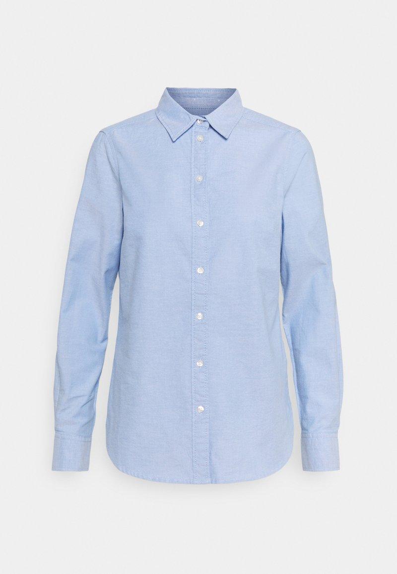 Lindex - BRIDGET OXFORD - Button-down blouse - chambray blue
