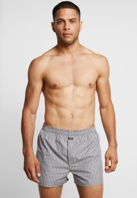 Jockey - 3 PACK - Boxer shorts - navy - 1
