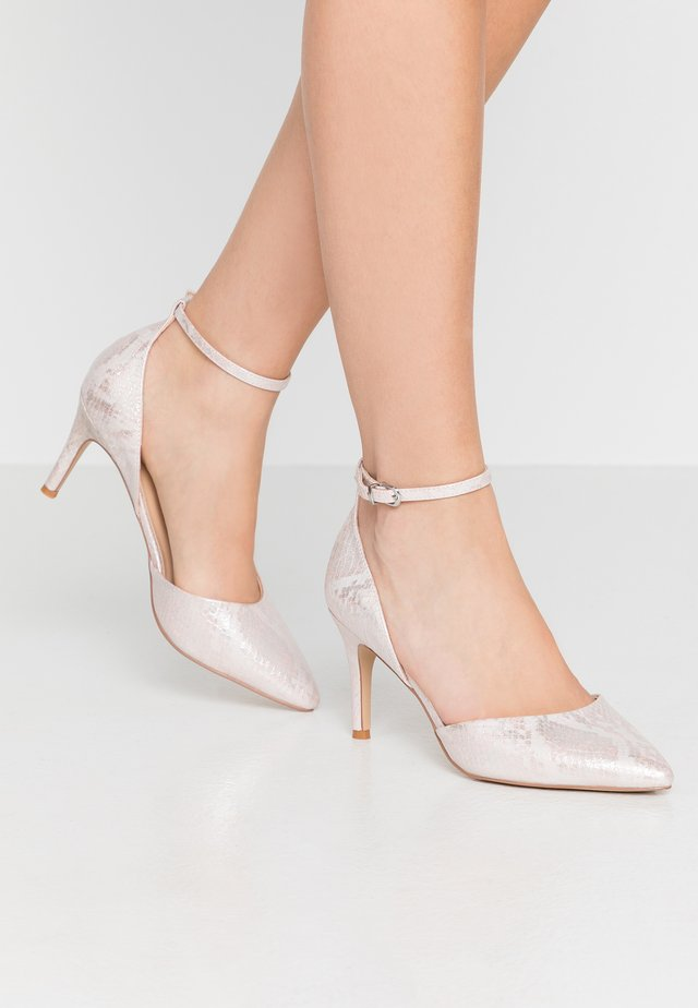 CORDELIA - Decolleté - pink metallic