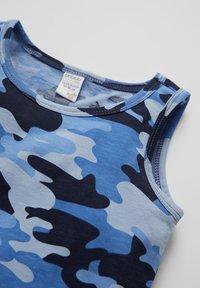 DeFacto - Top - grey / blue - 2