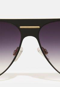 QUAY AUSTRALIA - HIGH KEY FASHION - Sunglasses - black/black - 3