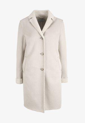 CISHEARLY - Classic coat - sand