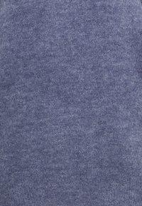 Moss Copenhagen - FEMME ROLL NECK  - Jumper - gray blue melange - 2