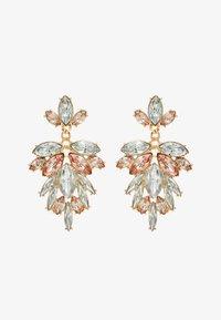 ONLY - ONLDROPSY EARRINGS - Earrings - gold-coloured/rose - 1