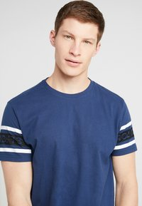 Petrol Industries - T-shirts print - petrol blue - 4