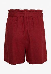 Soyaconcept - INA - Shorts - syrah - 1