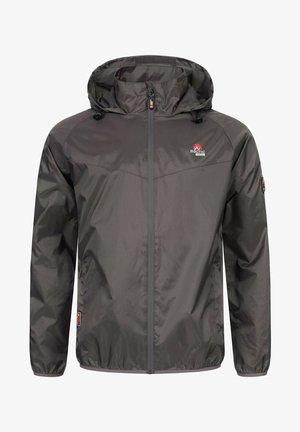Waterproof jacket - dunkelgrau