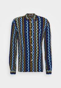 Missoni - LONG SLEEVE - Shirt - blue - 5