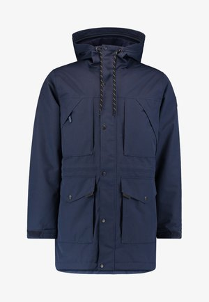 JOURNEY PARKA JACKET - Snowboard jacket - ink blue