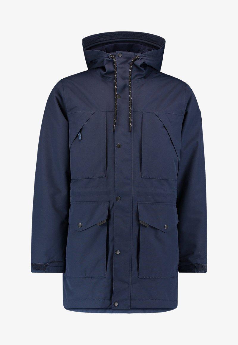 O'Neill - JOURNEY PARKA JACKET - Snowboard jacket - ink blue