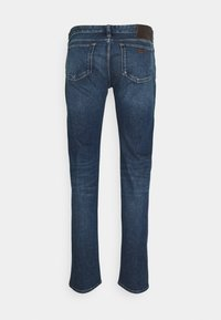 Emporio Armani - POCKETS PANT - Jeans Tapered Fit - blue denim - 8