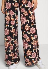 Lauren Ralph Lauren - Trousers - black/multi - 3