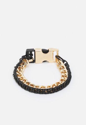 TRIBAL CLASP BRACELET - Bracelet - gold-coloured