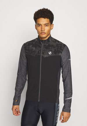ENKINDLE II - Training jacket - chargrey/marl