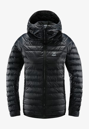 Winter jacket - true black