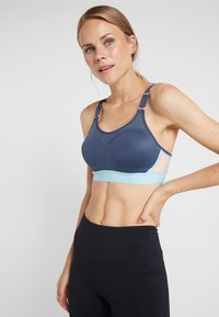 triaction by Triumph - CONTROL LITE - Sports bra - dark sea - 0
